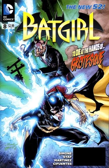Batgirl Cover - 6/1/2012