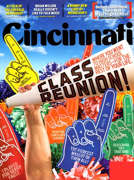 Cincinnati Cover - 6/1/2012