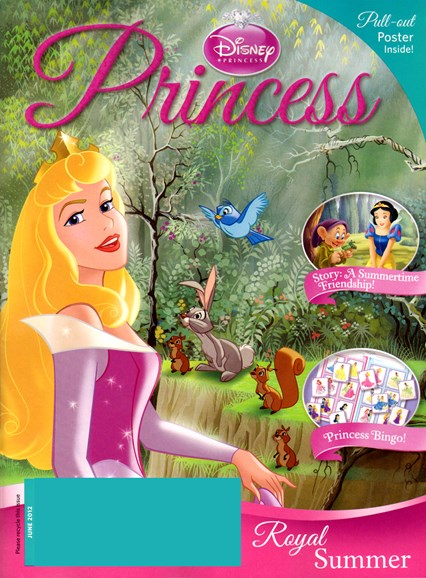 Disney Princess Cover - 6/1/2012
