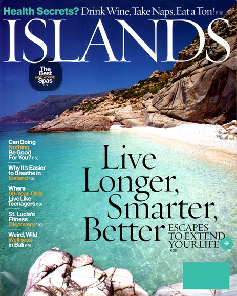 Islands Cover - 6/1/2012