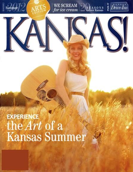 KANSAS! Cover - 6/1/2012