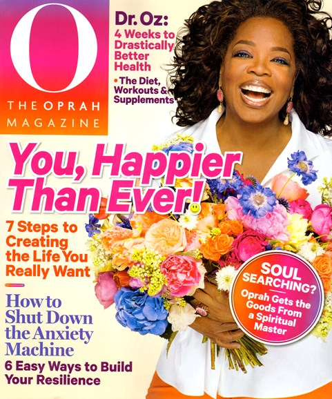 O The Oprah Cover - 6/1/2012