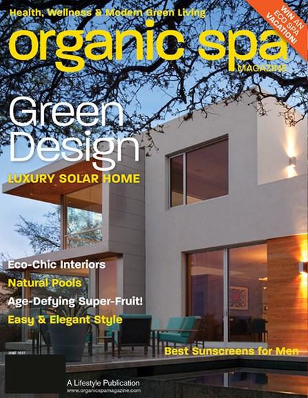Organic Spa Cover - 6/1/2012