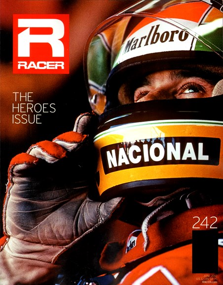 Racer Cover - 6/1/2012