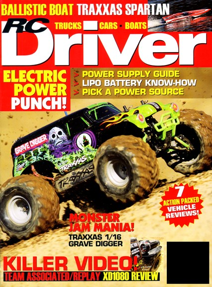 RC Driver Cover - 6/1/2012