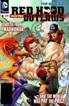 Red Hood and the Outlaws 6/1/2012