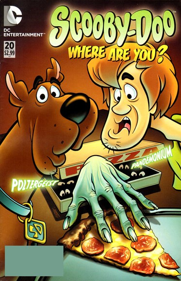 Scooby Doo, Where Are You? Cover - 6/1/2012