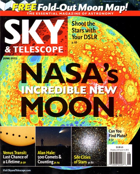 Sky & Telescope Cover - 6/1/2012