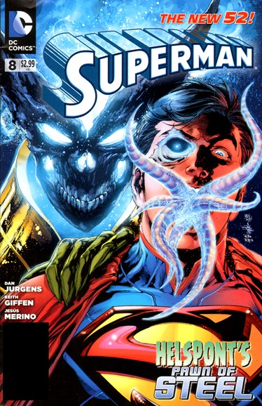Superman Cover - 6/1/2012