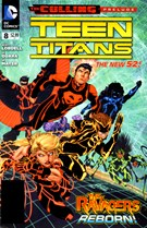 Teen Titans Comic 6/1/2012