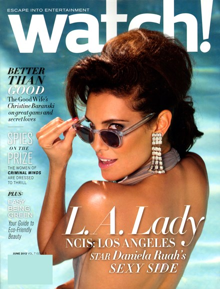 Watch! Cover - 6/1/2012
