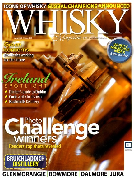 Whisky Cover - 6/1/2012