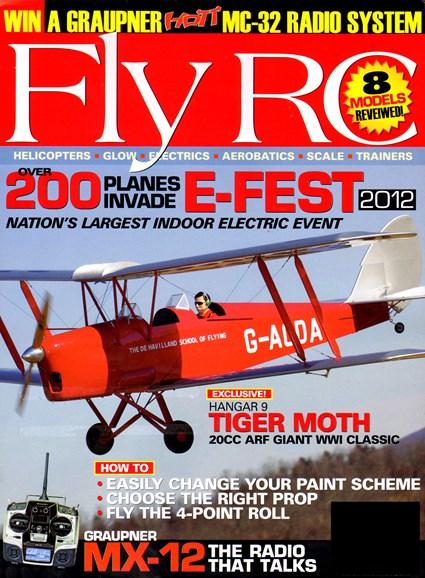 Fly RC Cover - 6/1/2012