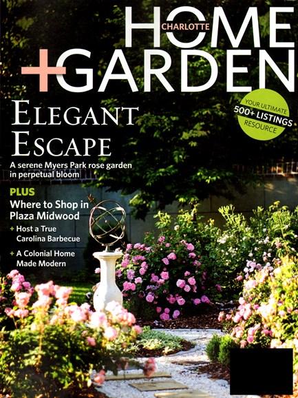 Charlotte Home & Garden Cover - 6/1/2012
