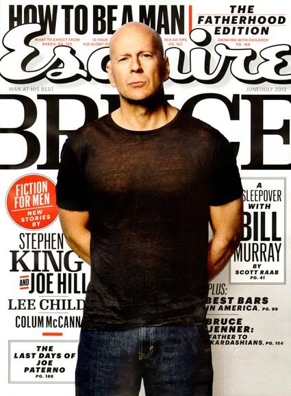 Esquire Cover - 6/1/2012