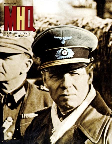 MHQ: Military History Quarterly Cover - 6/1/2012