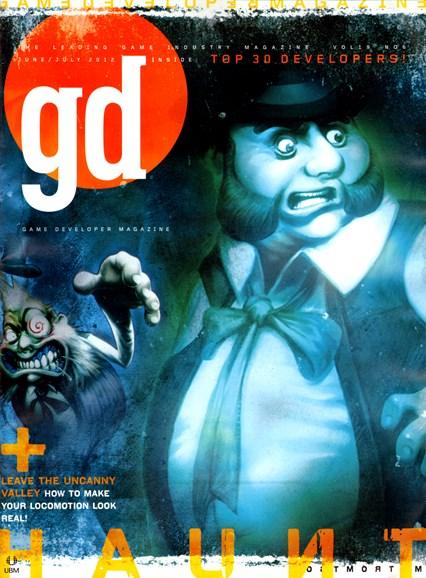 Game Developer Cover - 6/1/2012