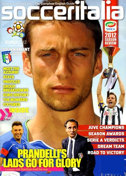 Soccer Italia Cover - 6/1/2012