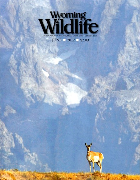 Wyoming Wildlife Cover - 6/1/2012