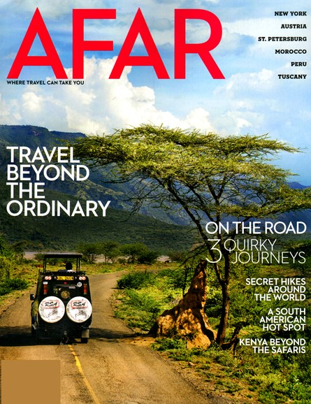 AFAR Cover - 7/1/2012
