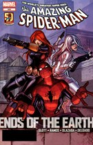 Superior Spider Man Comic 7/1/2012
