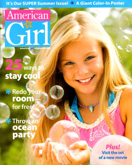 American Girl Cover - 7/1/2012