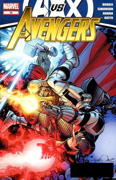 Avengers Cover - 7/1/2012
