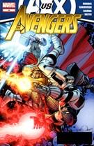 Avengers Comic 7/1/2012