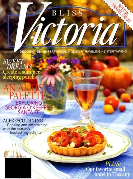 Victoria Cover - 7/1/2012