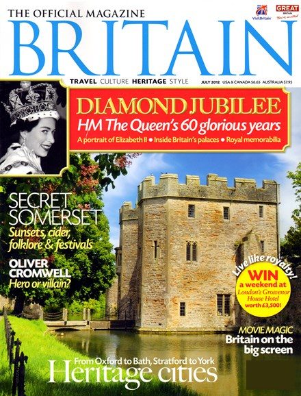 Britain Cover - 7/1/2012