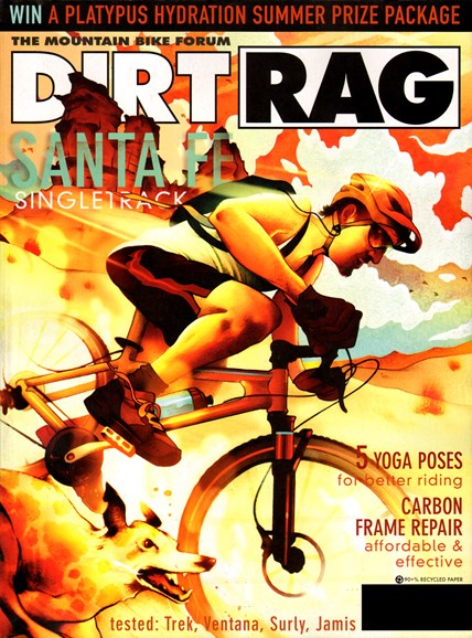 Dirt Rag Cover - 7/1/2012