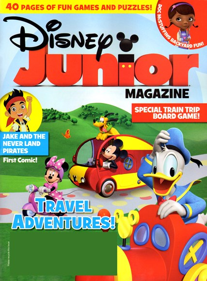 Disney Junior Cover - 7/1/2012
