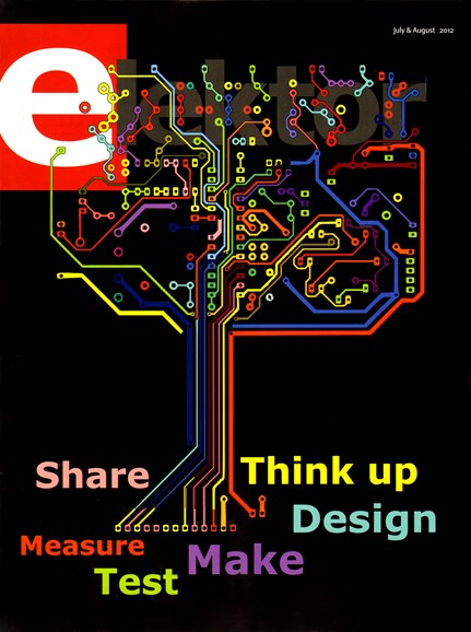 Elektor - North American Edition Cover - 7/1/2012