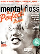 Mental Floss Magazine 7/1/2012