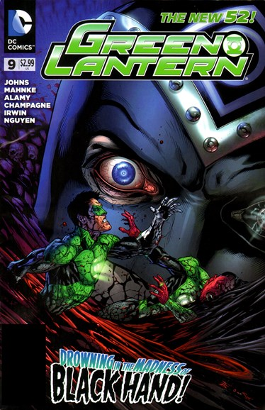 Green Lanterns Cover - 7/1/2012