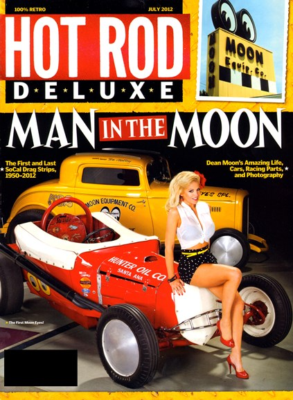 Hot Rod Deluxe Cover - 7/1/2012