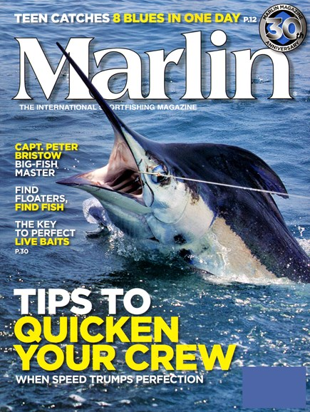 Marlin Cover - 7/1/2012