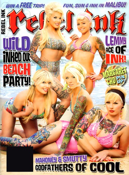 Rebel Ink Cover - 7/1/2012