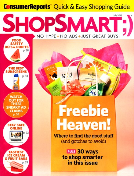 Shop Smart Cover - 7/1/2012