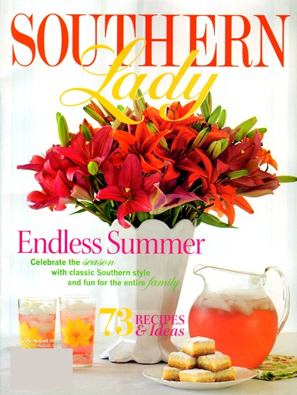Southern Lady Cover - 7/1/2012