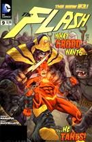 The Flash Comic 7/1/2012