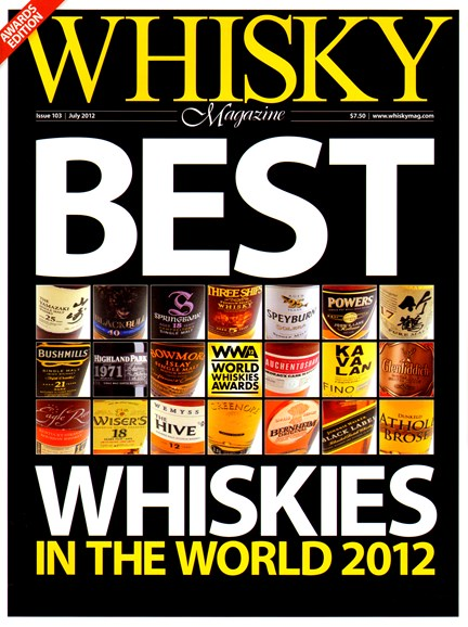 Whisky Cover - 7/1/2012