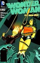 Wonder Woman Comic 7/1/2012