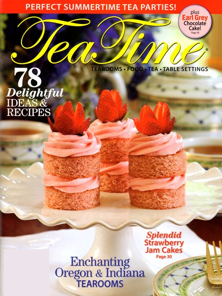 Tea Time Cover - 7/1/2012