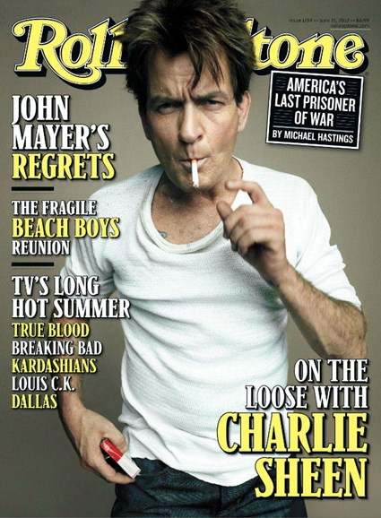 Rolling Stone Cover - 6/21/2012