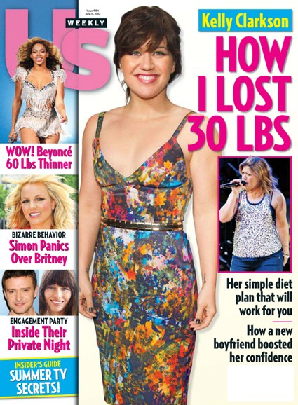 Us Weekly Cover - 6/11/2012
