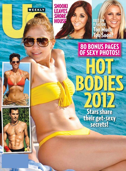 Us Weekly Cover - 6/4/2012