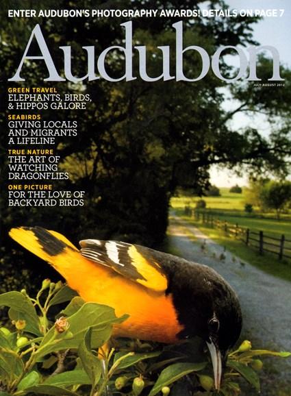 Audubon Cover - 7/1/2012