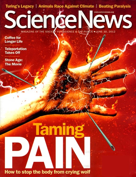 Science News Cover - 6/30/2012