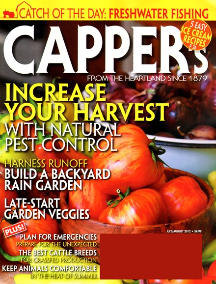 Capper's Cover - 7/1/2012